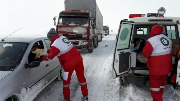 هلال احمر زنجان آماده امدادرسانی در حوادث نوروزی